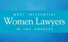 Ervin Cohen & Jessup's Ellia Thompson Among Los Angeles'  Most Influential Women Attorneys