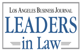 "Barry MacNaughton Recognized as a Los Angeles Business Journal ""Leaders in Law"" Award Nominee"