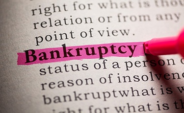 Receiver's Appointing Order Language Controls Who Can File A Corporate Bankruptcy