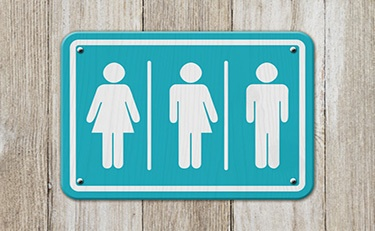 New Law Requires Gender Neutral Restrooms