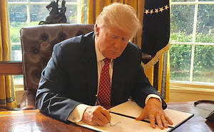 President Trump Issues COVID-19 Executive Orders Impacting Employers
