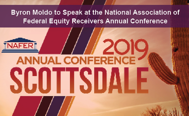 Photo of Byron Moldo to Speak at NAFER 2019 Annual Conference