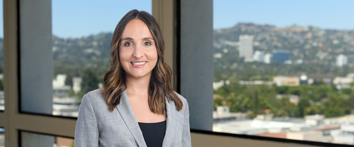 Siobhan Amin, Ervin Cohen & Jessup LLP Photo