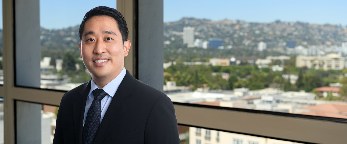 Edward Ji, Ervin Cohen & Jessup LLP Photo