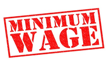 New Minimum Wage Poster Required