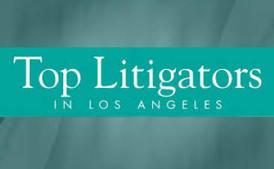 Geoffrey Gold of Ervin Cohen & Jessup Selected for LABJ's Top Litigators List
