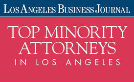 "Ervin Cohen & Jessup Partners Albert Valencia and Pooja Nair named 2020 ""Top Minority Attorneys"""